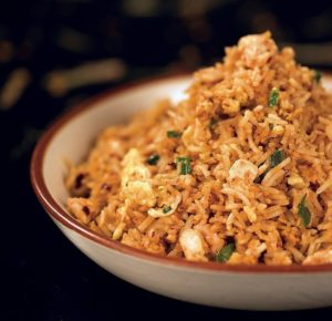 Scezwan Fried Rice