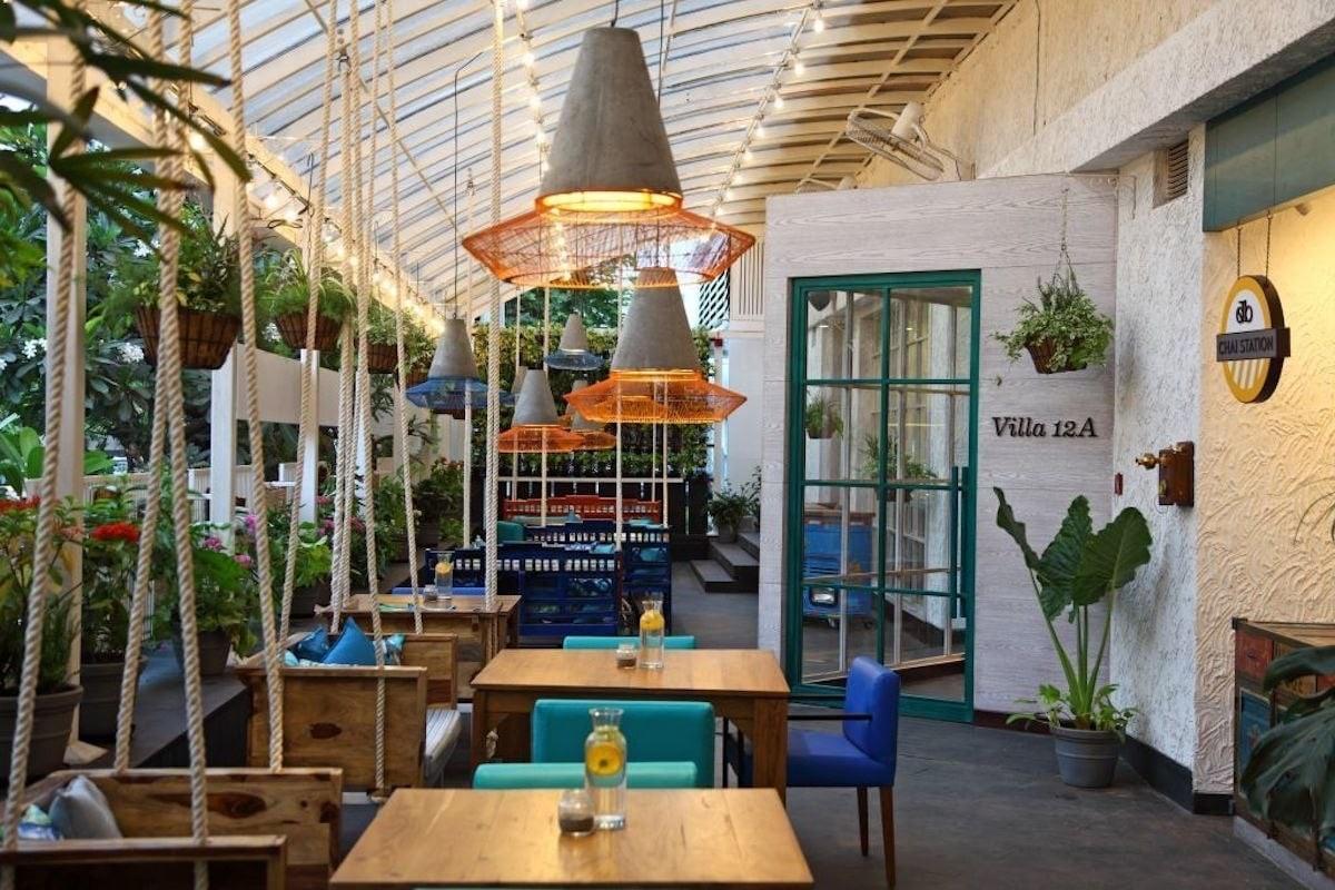 Top 10 restaurants in Chennai 2021- Bombay Brasserie