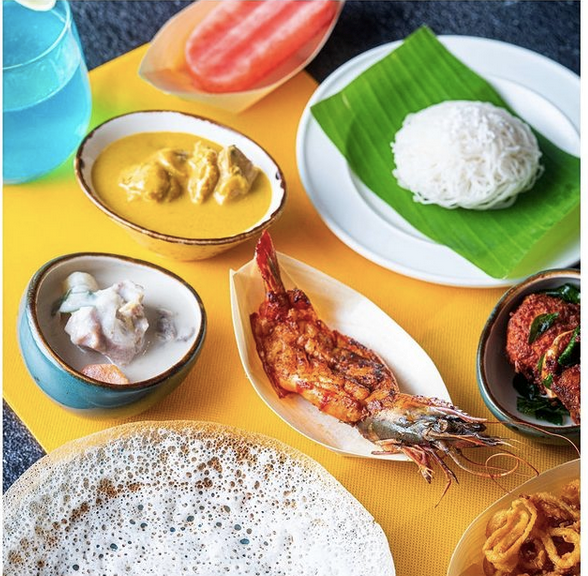 Top 10 Restaurants in Chennai