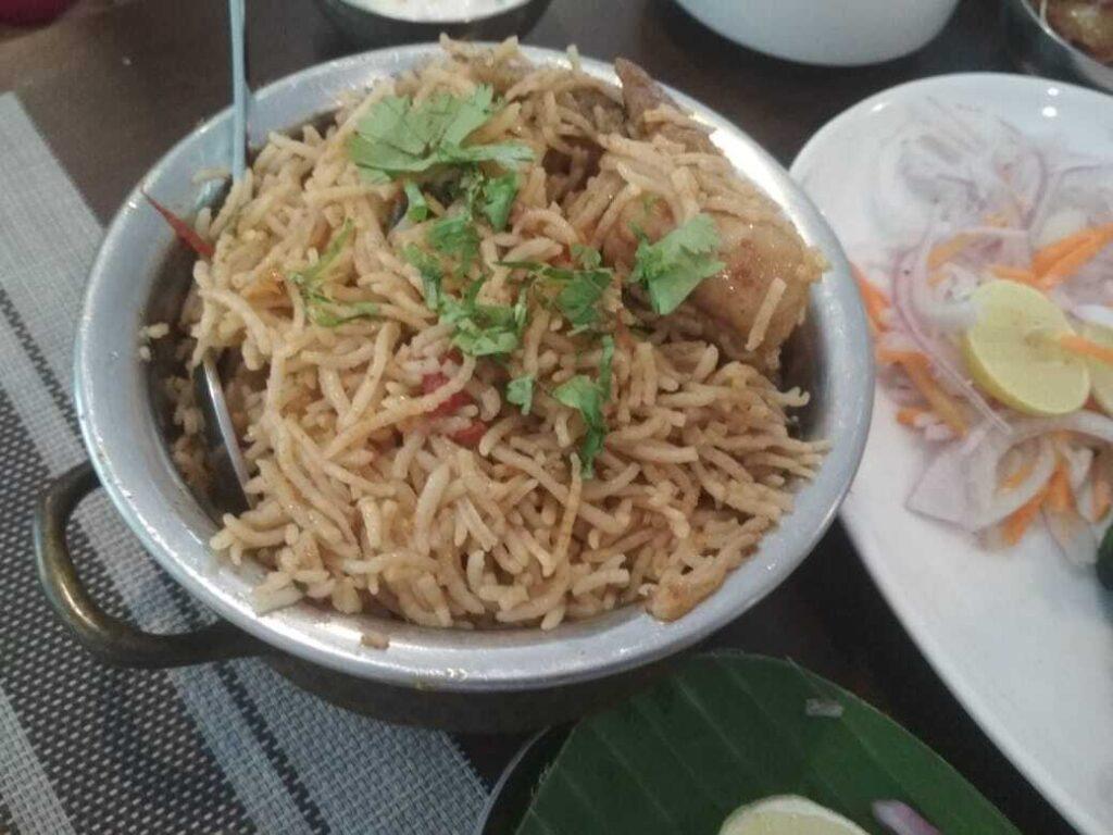 Mutton-Briyani